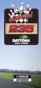 Fin de course Nascar Cup sur le circuit routier de Daytona