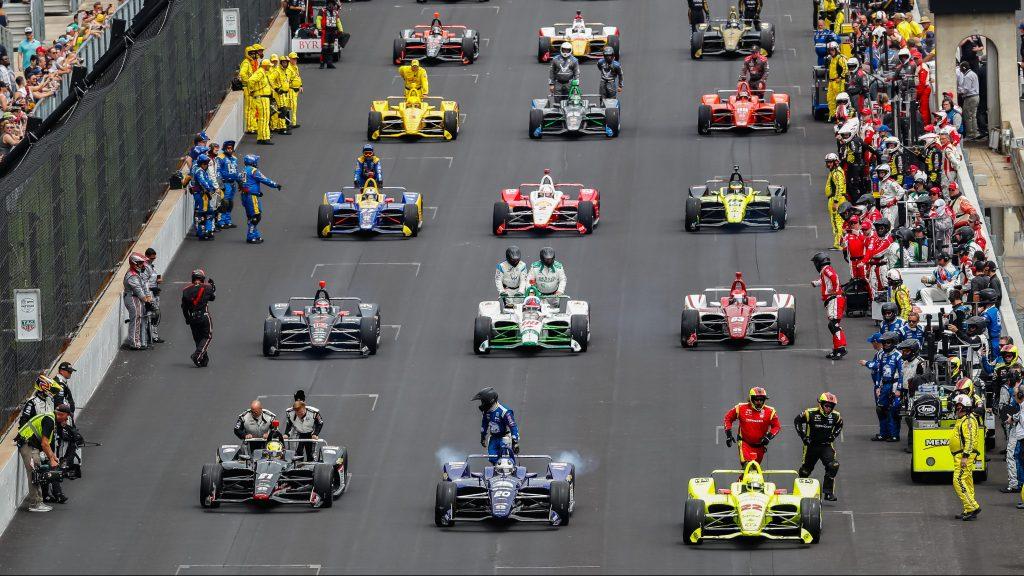 Chronique Nascar, Indycar et résultats terre battue